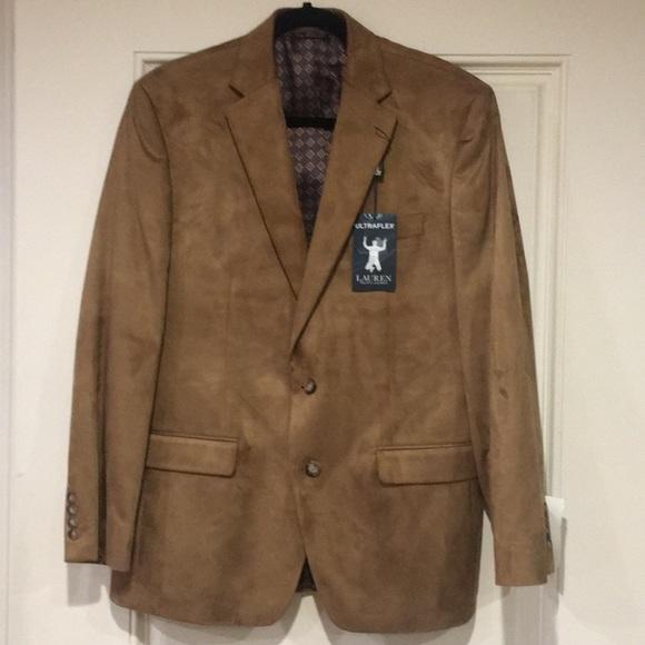 Men's Lauren Ralph Lauren sports coat.